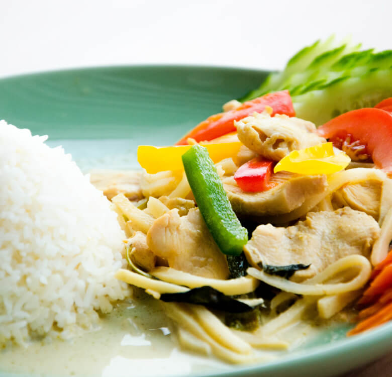 thailändsk mat uppsala