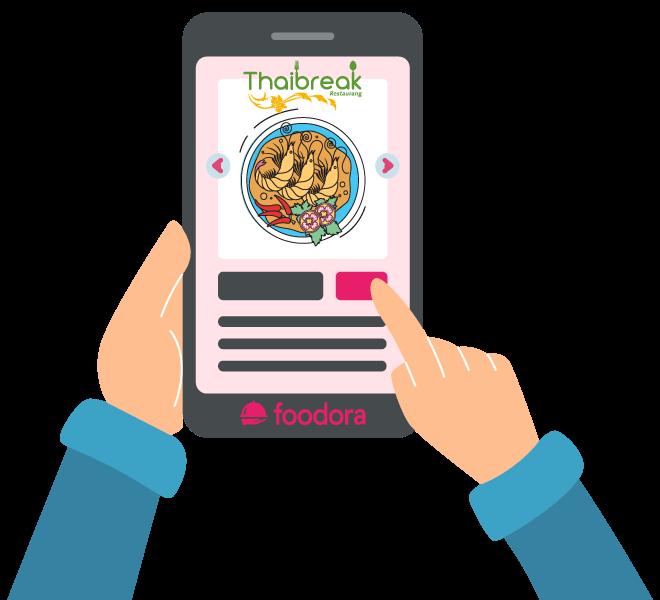 Order_Foodora_Thaibreak